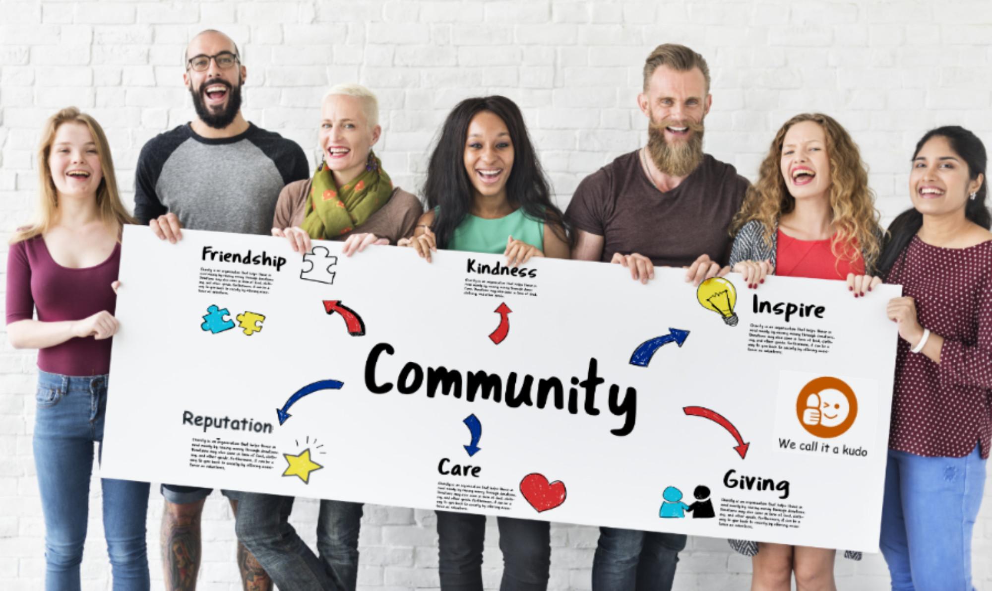 #CommunityInvolvement